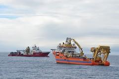 Fugro Symphony & Normand Installer (Haakoon) Tags: offshore schiehallion subsea mpsv fugrosymphony normandinstaller
