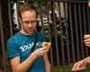 Yahoo + The Power Of The Donut (chloe & ivan) Tags: sanfrancisco ca yahoo flickrhq dayofthedonut