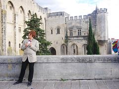 Petit Shooting Avignon - 2014-05-01- P1830729 (styeb) Tags: avignon shooting 2014 mai 01 jardin doms cosplay xml retouche modeldante