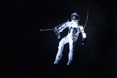 Astronaut (Adam Haranghy) Tags: mars museum space helmet fake astronaut astro exhibition nasa shuttle saturn outer jupiter weltall iss helm ausstellung esa deutsches raumfahrt kosmonaut weltraum weltraumfahrt