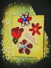 #kanzashi in # evoluzione :#idee per #colorare (a #giornata e il #look. Kanzashi in #evolution:look #ideas  ...a way to #color your #day. Handmade kanzashi Fioridoriente #handmade #flowers #fiori #fleur #flores #craft #fioridoriente #kimono #geisha #maiko (fioridoriente) Tags: flowers wedding flores color fleur look fashion japan day handmade craft evolution maiko fabric geisha kimono fiori mariage ideas matrimonio giappone japaneseculture idee spille cadeau giornata kanzashi japanesefashion accessori colorare fioridoriente
