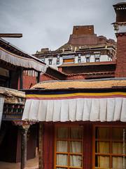 Монастырь Пелкор Чоде в Гьянзе (Тибет)