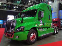 trucks 125 cascadia 2014 camiones freightliner tracto feriadeltransporte casc125