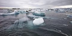 Island | Jkulsrln (jan.martin) Tags: lake island iceland glacier iceberg gletscher icebergs gletschersee eisberge