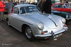 Porsche 356 Coupé (fangio678) Tags: classic cars expo voiture 03 collection strasbourg 02 coche porsche oldtimer coupé ancienne 356 2014 youngtimer voituresanciennes allemande retrorencard