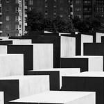 Jewish monument in Berlijn