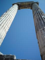 Temple of Apollo (eyair) Tags: turkey temple apollo greektemple didyma templeofapollo ashmashashmash
