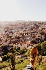 (JFR*) Tags: feet view lisboa lisbon vista ps