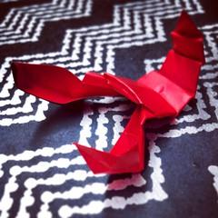 IMG_20140128_185209 (Florigami Concept) Tags: art paper design diy origami handmade decoration craft maker deco papier interiordesign paperfolding papiroflexia handcraft florigami 1origamiparjour 1origamiaday