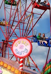Ferris Wheel (Mills Mess) Tags: carnival nikon nikon70300mmvr nikond7100