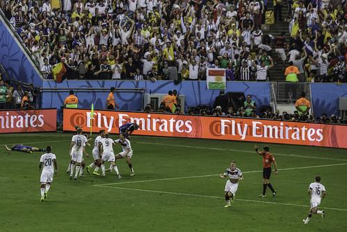 Mario Götze GOL - The 2014 FIFA World Cup Final | 140713-9112-jikatu