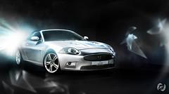 Jaguar XK (Eshan Fernando - Automotive/Product Photographer -) Tags: jaguar xk goodtobebad