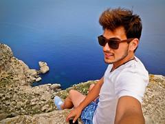 Cabo de Formentor (Carlos D' Araya) Tags: travel sea summer cliff cabo photographer photograph mallorca vacations formentor mediteranean pollena
