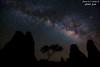 Milky Way (TARIQ-M) Tags: sunset mountains art silhouette rock sunrise landscape sand desert ripple dunes wave galaxy camels riyadh saudiarabia hdr milkyway canonef1635mmf28liiusm canoneos5dmarkiii tariqm tariqalmutlaq 100606169424624226321poststariqm1