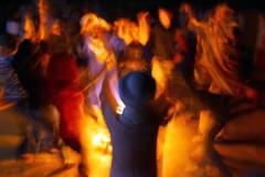 Berber dance party (nosnibor1977) Tags: sunset party hot sahara trek desert dunes camel berber erg chebbi