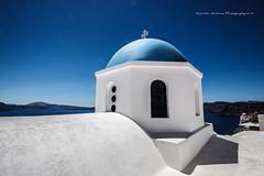 Oia Isola di Santorini Grecia (Andreas Gerber) Tags: canon island eos andreas santorini greece grecia ia di oia gerber isola 50d