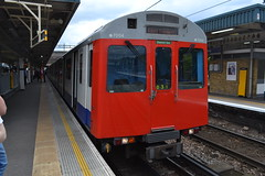 London Underground D Stock 7004 / 17004 / 8004 (Will Swain) Tags: uk travel england london 1969 june last train way underground for long day tour britain d c transport stock tube trains run farewell half passenger 1970 through 1977 ever seen 29th barking 2014  c77 6578 6531 c69 5531 5578 5721 6721 7004 8004 17004