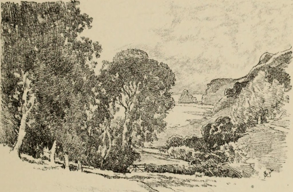 "Image from page 373 of ""Highways and byways in Devon and Cornwall"" (1897)"