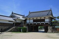 Hiroshima Castle (tomosang R32m) Tags: castle japan canon powershot hiroshima   hiroshimacastle s120 powershots120