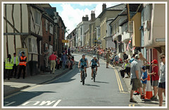 My town (snaphappysal) Tags: cambridge sky france london bicycle de team cyclist tour village stage cycle tourdefrance publicity spectator essex cavendish yellowjersey publicite 2014 wiggins saffronwalden gendarmerie kittel peleton finchingfield froome nibali