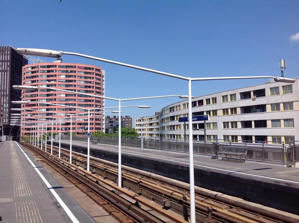 The world 39 s best photos of rotterdam and straatverlichting for Venster lantaarn rotterdam