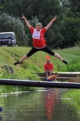Crazy Raft Race _ 129 (lens buddy) Tags: uk england wet somerset rafting raft watersports fancydress cameraclub summergames langport thorney canoneosdigital crazyrafting lowlandgames2014