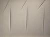 Lucio Fontana (1899-1968), Concetto spaziale, Attese| Concept spatial, Attentes, 1965 (michelle@c) Tags: city white paris art museum modern painting musée moderne peinture canvas whites abstraction bianco blanc ville slits 1965 toile luciofontana tagli attese spatialism concettospaziale rétrospective fentes attentes michellecourteau conceptspatial