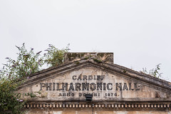 Cardiff Philharmonic Hall (Sharon Drummond) Tags: summer london wales cardiff july doctorwho bbc day3 doctorwhoexperience cardiffphilharmonichall