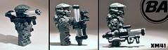 XM41 Prototype (BrickArms) Tags: prototype rocketlauncher brickarms legoguns