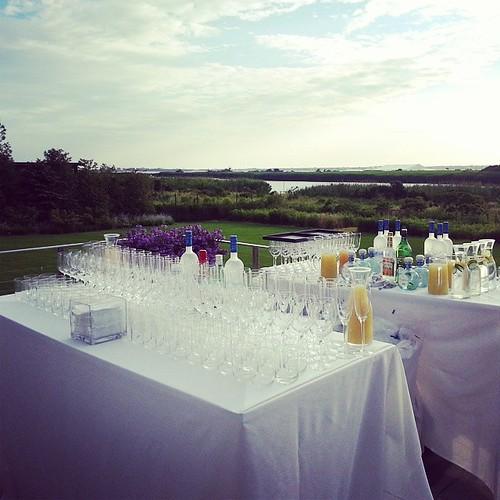 Ready to go! #HamtonsParty #Hamptons #MixologyNYC #halapegno #margaritas