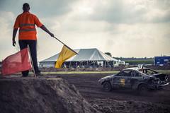 (brampaulussen) Tags: auto car sport race cross mud belgium racing dirt
