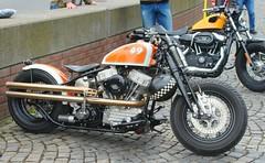 2014-05-24 S9 JB 77609##cos70 (cosplay shooter) Tags: ad1949 x201802 harley harleydavidson motorcycle moto motorrad v2 harleydomecologne 2014 panhead 1949 panhead1949 köln cologne nrw germany allemagne 500z