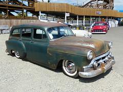 1953 Chevrolet (bballchico) Tags: goodguys goodguyspacificnorthwestnationals 1953 chevrolet stationwagon goodguys27thpacificnorthwestnationals 2014 misfitsrk misfitsrodkustom 206 washingtonstate misfitsrodkustomjunkies