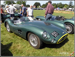 ASM DBR Le Mans. Hand Built Cars (Alan B Thompson) Tags: car suffolk picasa eastanglia 2014 helmingham