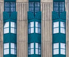 Window lights (jefvandenhoute) Tags: belgium belgië belgique brussels brussel bruxelles light shapes windows sony rx10 photoshopcs6