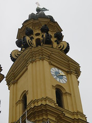 Germany - Bavaria - Munich - Theatinerkirche (JulesFoto) Tags: germany bavaria munich münchen church theatinerkirche