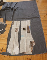 Jeans_cutting (Two_tango) Tags: jeans denim pants trousers hose nähen sewing garments diy crafting