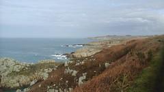 La vie poétique / 302 - La côte nord du Cap Sizun - Beuzec-Cap-Sizun - Finistère - Hiver 2017 (jeanyvesriou1) Tags: côte coastline rivage littoral falaises cliffs mer mare sea lecapsizun beuzeccapsizun acantilados scogliere