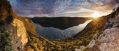Running To the Sea (Robert Marić) Tags: istria istra istrien croatia kroatien adriatic old scenery landscape robert marić sunset clouds magic fantasy lim limski fjord kanal sea view panorama