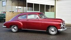 1950 Chevrolet Fleetline 2-door sedan (Custom_Cab) Tags: 1950 chevrolet chevy fleetline special 2door 2 door sedan red car fastback