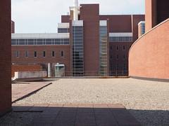 Architecture, Krannert Center/CLSL, Urbana, IL, USA (knipsomat@ymail.com) Tags: illinois urbana krannert uofi usa
