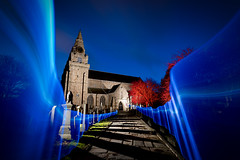 St Machar's Cathedral.jpg (___INFINITY___) Tags: 2017 6d aberdeen canonef1740mmf4lisusm churchyard graveyard nightshots oldaberdeen outdoor outdoors stmacharscatherdal startrails architect architecture artistic atnight building canon church darrenwright dazza1040 digital eos flash gel granite grave infinity light lightpainting lighttrails magiclantern me night nightscape rim scotland seaton selfie selfy shadow star stars stobist strobist trails uk