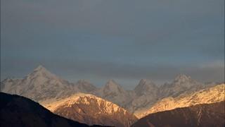 Panchachuli Massif | Timelapse