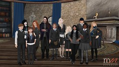 Ravenclaw House Picture (Hogwarts Mischief Managed) Tags: secondlife secondlifeharrypotter secondliferoleplay secondlifemischiefmanaged mischiefmanaged hogwartsmischiefmanaged hogwarts hogwartsroleplay sl slytherin ravenclaw hufflepuff gryffindor magic witch wizard student sortinghat spells