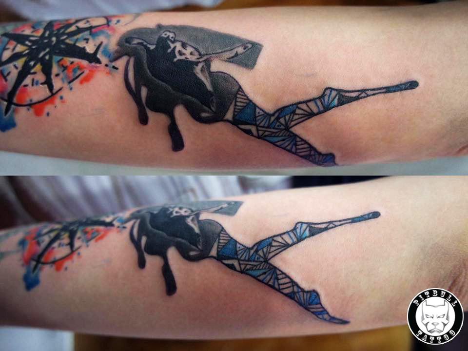 3329456b92df2 Pitbull Tattoo Thailand (Pitbull Tattoo Thailand) Tags: tattoo tattooes patong  phuket thailand banglaroad