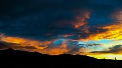 Ciel!!!! ;-) (Isa****) Tags: sky ciel clouds nuages mountain montagne céret