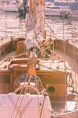 Navío / Ship (nrfer) Tags: barco navío muelle las palmas nikon d7200 color ciudad