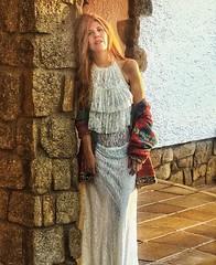 Vestido de encaje de Mängata-Tienda de ropa Bell Rock (bellrockmoda) Tags: encaje ropa moda tienda mängata estilo