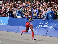 Meb in the final stretch of his final Boston Marathon (BDubs) Tags: gomeb meb skechers boston marathon baa race running
