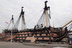 HMS Victory (NTG's pictures) Tags: portsmouth historic naval dockyard hms victory